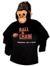 Show your love for the Ball & Chain.